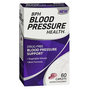 BPH Blood Pressure Health Caplets 60 Count by BPH