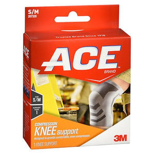 Ace Compression Knee Support Small/Medium
