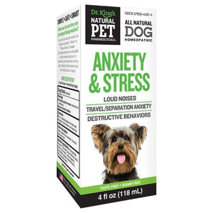Dog Anxiety & Stress