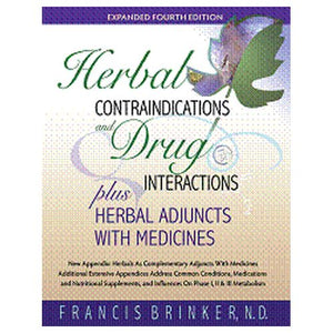 Herbal Contraindications & Drug Interactions 4th Edition