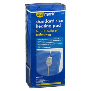 Sunmark Heating Pad Dry Moist