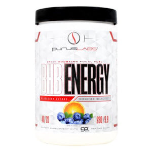 BHB Energy Blueberry Citrus 40 Each by Purus Labs