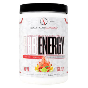 BHB Energy Mango Chile Limeade 40 Each by Purus Labs