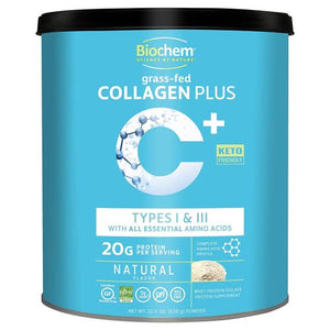 Grass-Fed Collagen Plus