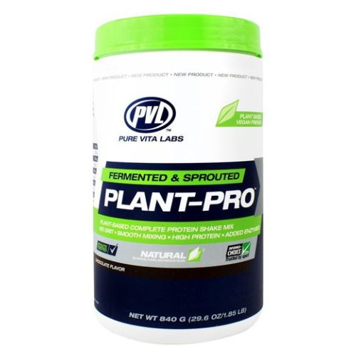 Plant-Pro Chocolate 1.85 lbs by Pure Vita Labs