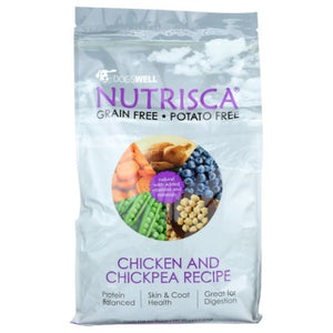 Chicken & Chickpea Dog Food - Chicken & Chickpea 4 lb(case of 6)