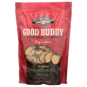 Good Buddy Pumpkin & Apple Dog Treat
