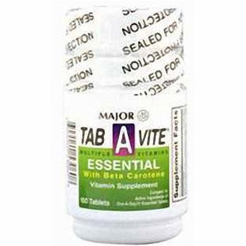 Multivitamin Supplement Major Tab-A-Vite Vitamin A / Cholcalciferol 3000 IU - 400 IU Strength Table - 100 Tabs by Major Pharmace The vitamins and minerals in your dailyámultivitaminácan also significantly reduce levels of stress and anxietyTheábodyáuses B vitamins to convert food into energy, keep the nervous system functioning properly, and to produce stress hormonesTakingámultivitaminsádaily can replenish yourábodysásupplyMultivitaminsáare used to provideávitaminsáthat are not taken in through the diet