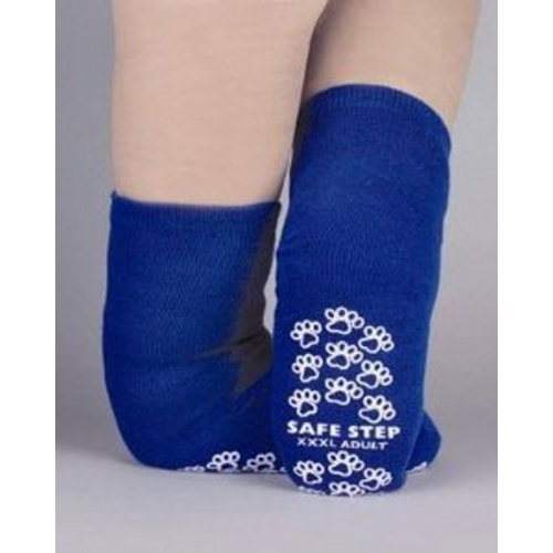 Slipper Socks - 1 Pair by Principle Business Enterprises Pillow Paws Bariatric Double-Imprint Terries Slipper Socks provide warmth, comfort and are an excellent choice for patients that are returning to their feetMachine WashableUnisex