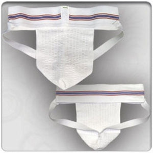 Athletic Supporter EZ Wrap Small White 1 Each by Professional Products