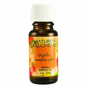 Pure Essential Oil Myrrh - 0.5 Oz