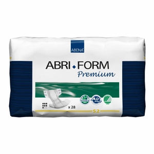Unisex Adult Incontinence Brief Small, 28 Bags by Abena