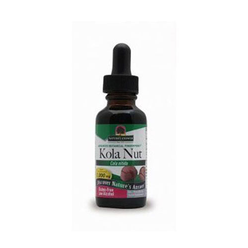 Kola Nut Extract 1 FL Oz by Nature's Answer