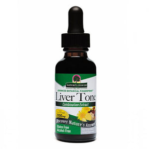 Liver Tone - ALCOHOL FREE, 1 OZ