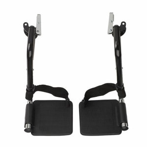Footrest 1 Pair by Drive Medical