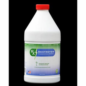 Pharmaceutical Disposal System Rx Destroyer 64 oz. Bottle