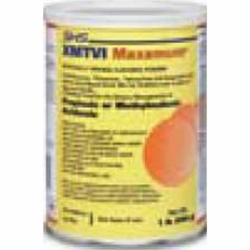 Metabolic Oral Supplement XMTVI Maxamum Orange Flavor 1 lb. Can Powder - Case of 6 by Nutricia North America Methionine-, threonine, valine-free and isoleucine-lowContains a balanced mixture of all other essential and non-essential amino acids,carbohydrate, vitamins, minerals and trace elementsXMTVI Maxamum provides 40 gm of protein equivalent per 100 gm of powderAge-appropriate dri formulationDoes not contain fat thereby allowing greater flexibility in modifying energy intake