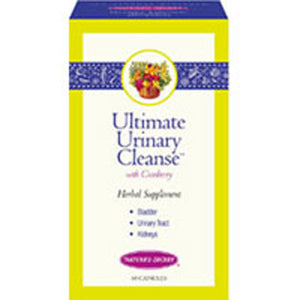 Ultimate Urinary Cleanse - 60 Caps