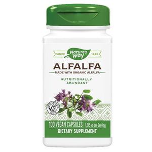 Alfalfa Leaves - 100 Caps