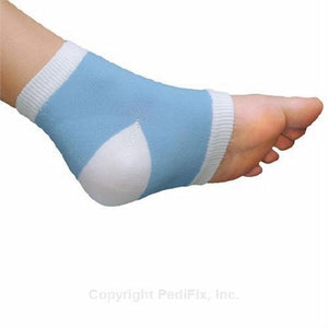 Heel Protector Sleeve Visco-Gel  Heel-So-Smooth  One Size Fits Most 1 Pair by Pedifix