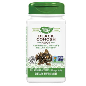 Black Cohosh - 100 Caps