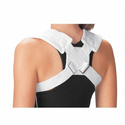 Clavicle Strap PROCARE  X-Large Felt Buckle Closure 1 Each by DJO