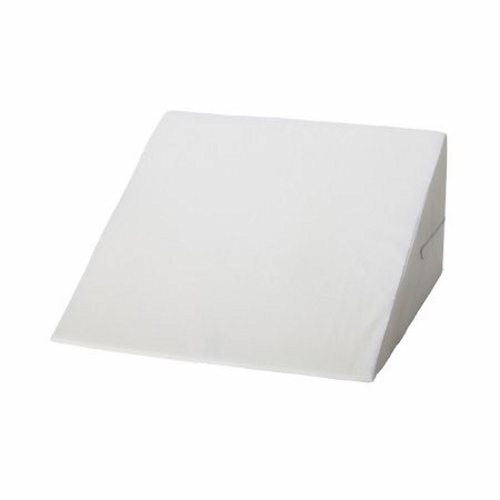 Positioning Wedge DMI  24 W X 24 D X 10 H Inch Foam Freestanding White 1 Each by Mabis Healthcare