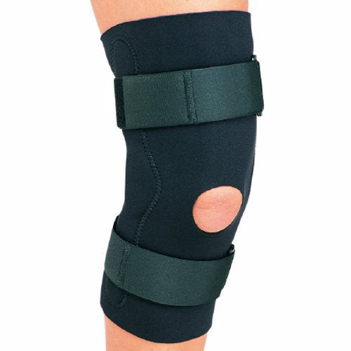 Hinged Knee Support ProCare  Large Hook and Loop Closure Left or Right Knee 1 Each by DJO