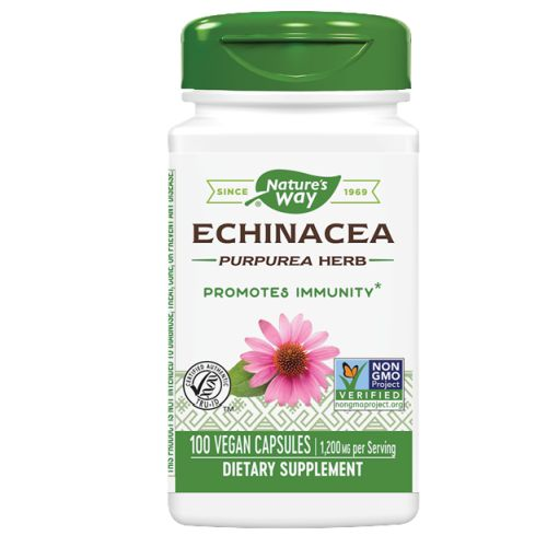 Echinacea ORGANIC, 100 CAP by Nature's Way