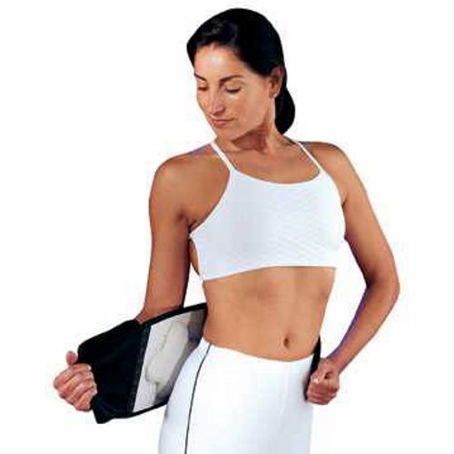Lumbar Support ComfortForm Large Compression Straps 34 to 38 Inch Adult 1 Each by DJO