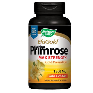 Evening Primrose Oil Cold Pressed - 60 sgels