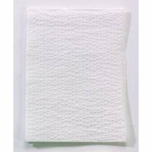 Procedure Towel Tidi  13 W X 18 L Inch White NonSterile White Case of 500 by Tidi