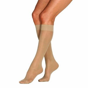 Compression Stockings JOBST  UltraSheer Knee High Medium Sun Bronze Closed Toe Sun Bronze 2 Pairs by Bsn-Jobst