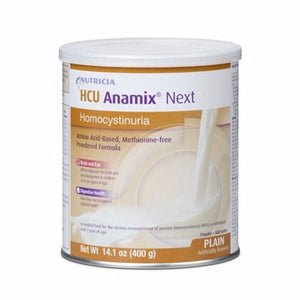Homocystinuria Oral Supplement HCU Anamix  Next Unflavored 400 Gram Can Powder 400 Grams by Nutricia North America