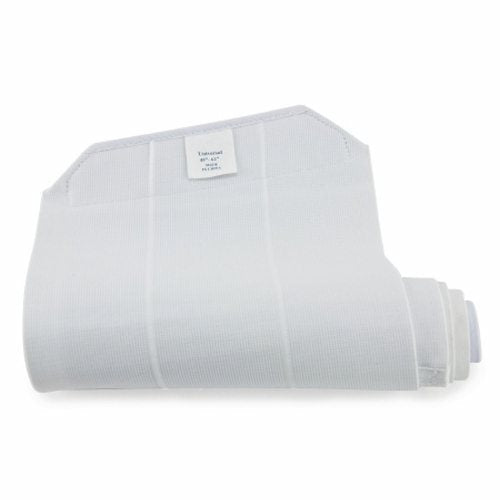 Abdominal Binder McKesson Medium, 9 Inch Wide / 3 Panel Hook and Loop Closure 45 to 62 Inch 9 Inch A 1 Each by McKesson