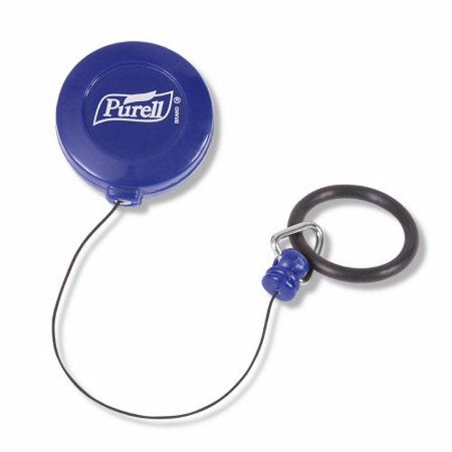 Retractable Clip Purell Personal 2 oz. Purell  Pump or Squeeze Bottles 1 Each by Gojo