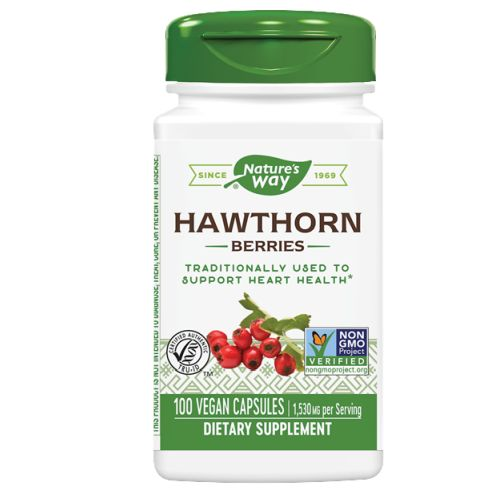 Hawthorn 100 Caps by Nature's Way