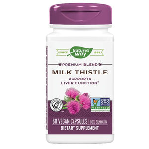 Milk Thistle Standardized Extract - EXTRACT, 60 CAP