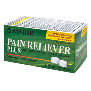 Pain Reliever Plus