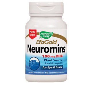 Neuromins Vegetarian DHA - 60 Caps