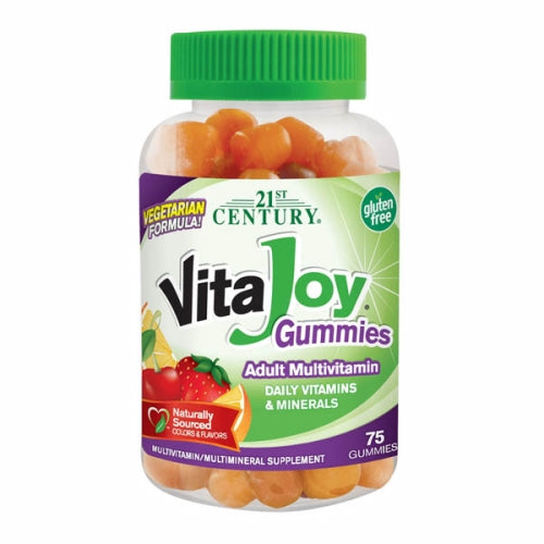 Vitajoy Multivitamin 75 Gummies by 21st Century