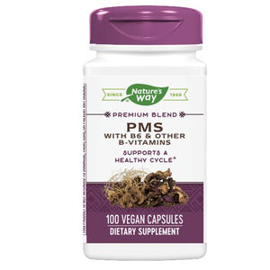 PMS with B6 & other B-Vitamins - 100 Caps