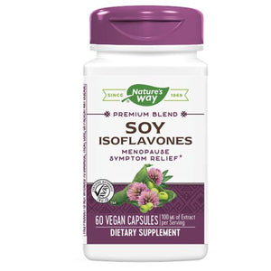 Soy Isoflavone - 40% STANDARDIZED, 60 CAP
