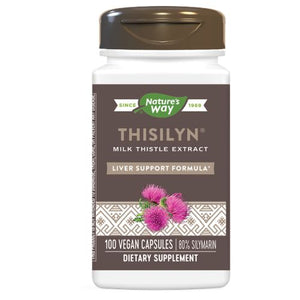 Thisilyn Milk Thistle Extract 100 Caps by Nature's Way