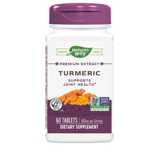 Turmeric Standardized Extract - 60 Tabs