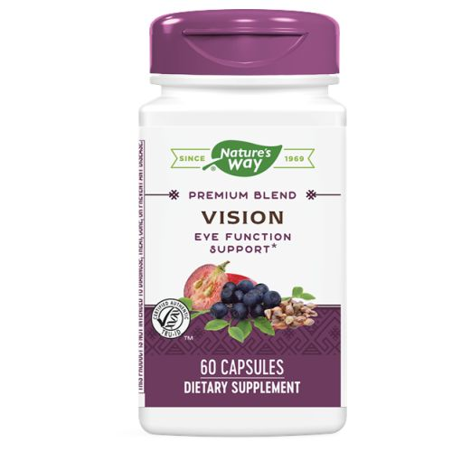 Vision Formula 60 Caps by Nature's Way