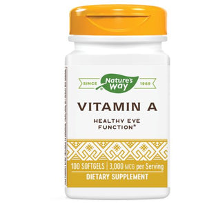 Vitamin A - SOFTGEL, 100CAP