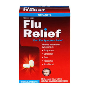 Flu & Cold Relief