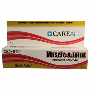 Topical Pain Relief Menthol Topical Gel