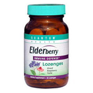 Elderberry+ Lozenges - ELDERBERY LOZENGES, 36 LOZ